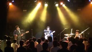 2015年7月4日(土)に梅田amHallで行われたサマーライブ、すごくいいバン...