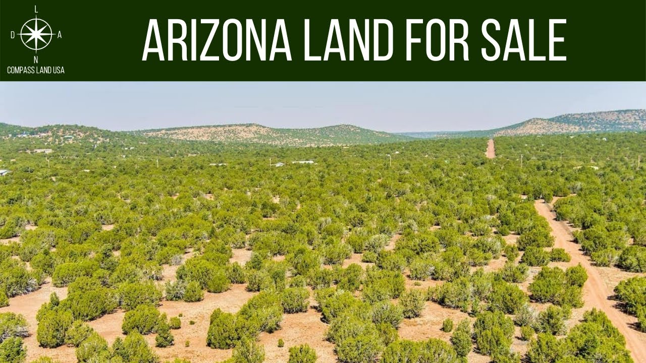 36.27 Acres Land for Sale In Vernon Apache County Arizona