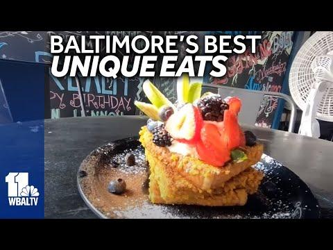 Most Unique Eats | Best Of Baltimore