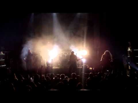 Tesseract live at Minsk 11.09.2013, part1
