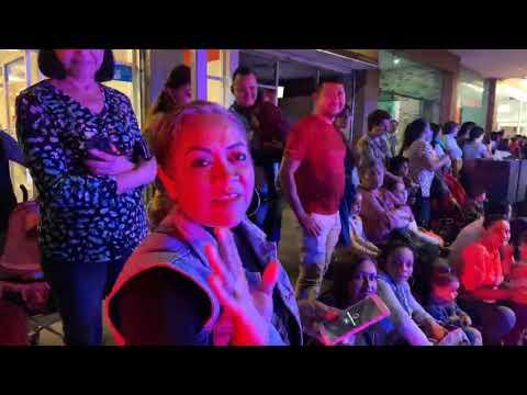 Inicio Desfile Fiestas Sahuayo 2019