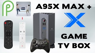 TITAN of TV Boxes Is Coming The A95X MAX+ Amlogic S922X TV Box (A95X Max Plus TV Box)