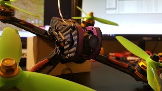How to build a $150 FPV freestyle Drone 2017 // Hippo , Racerstar AIO , RS 2205