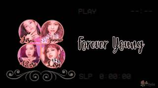 Blackpink - forever young lyrics color coded [han/rom/eng]