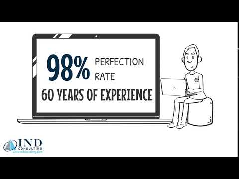 IND 98 percent perfection rate 60 Years of Experience