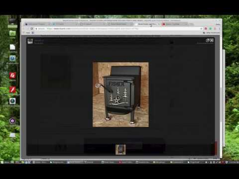 Fisher Wood Stoves For Sale