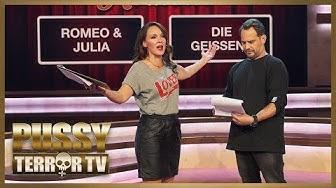 Warum liegt hier eigentlich Stroh rum? Rollenroulette mit Moritz Bleibtreu - PussyTerror TV