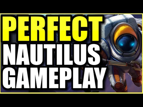 (EDUCATIONAL) THIS IS HOW YOU PLAY NAUTILUS SUPPORT PERFECTLY IN SEASON 11 – League of Legends
