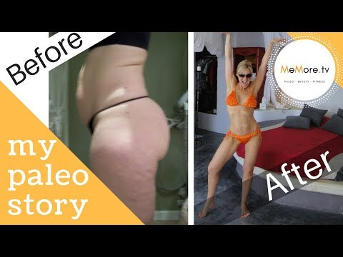 Weight loss after children MY PALEO STORY // MeMore