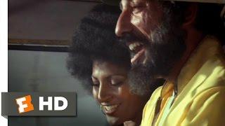 Foxy Brown - Frisky Flying Scene (9/11) | Movieclips