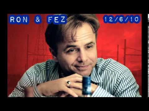 Ron & Fez  Joe Pantoliano in studio Disease