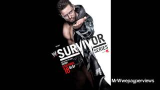 WWE Survivor Series 2012 Theme Song