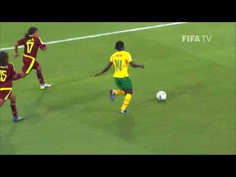Match 11: Venezuela v Cameroon - FIFA U17 Women's World Cup Jordan 2016
