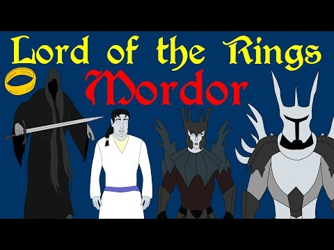 Lord of the Rings: Mordor en streaming