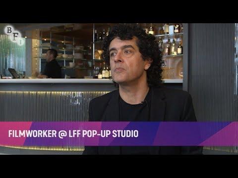 FILMWORKER @ LFF Popup Studio  BFI London Film Festival 2017