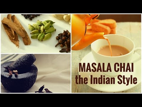 The tasty Masala Chai