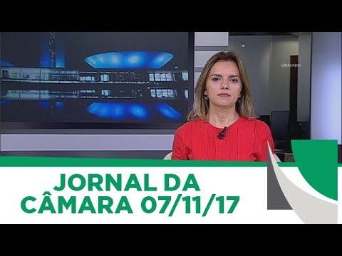 Jornal da Câmara - Plenário aprova...