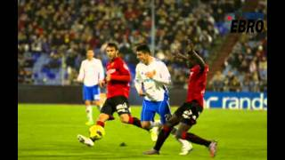 ZARAGOZA 0 - 1  MALLORCA