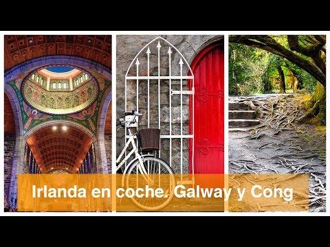 Irlanda en coche (8/11). Galway, Abadía de Cong y jardines Ashford Castle