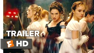 Pride and Prejudice and Zombies Official