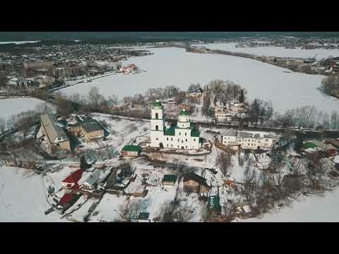 Кыштым март 2019 Храм Сошествия Святого Духа