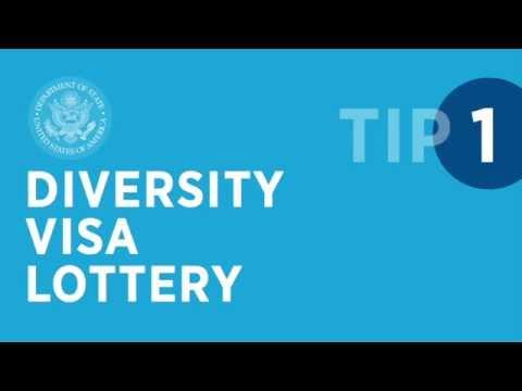 Diversity Visa Lottery 2017 TIP1