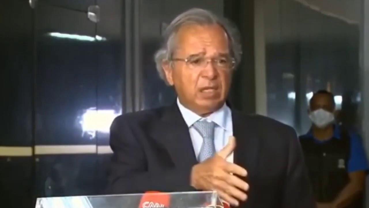 Paulo Guedes: 'houve uma debandada' no Ministério da Economia, após saída de dois secretários