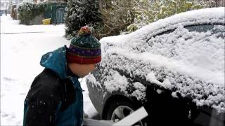 Autosock Snow Sock Review in the snow. Tested on BMW 320 ED & Volkswagen Passat 2.0