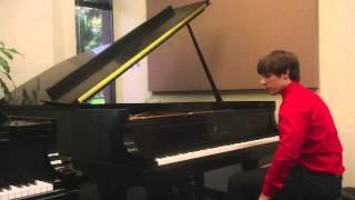 Ravel - Concerto for the Left Hand - Sam Kinsey