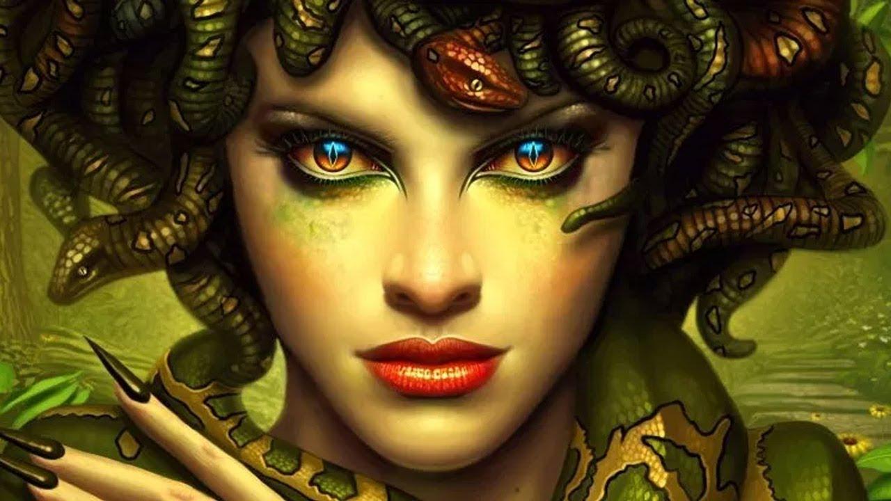 Medusa y Perseo - Mitología Griega - Perseo Part 2/4 - Mira la ...