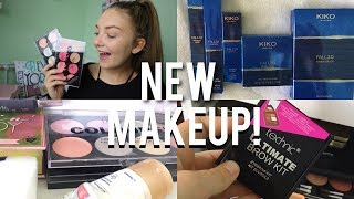 RECEIVING LOTS OF NEW MAKEUP| Floral Sophia Vlogs