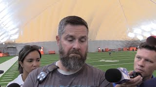 Miami Dolphins Burke: First string positions are still open to players that excel and keep it.