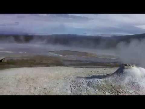 Geiser en Islandia 2ª parte - YouTube