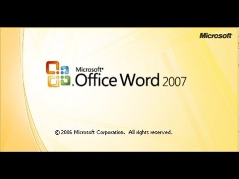 DESCARGAR OFFICE 2007 CON SERIAL