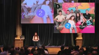 The KonferenSE (Michal Tirosh: Hiring Women at Klarna Tel Aviv)