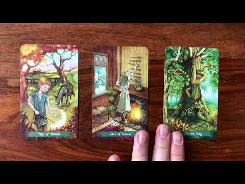 Daily Tarot Reading for 20 April 2018 | Gregory Scott Tarot