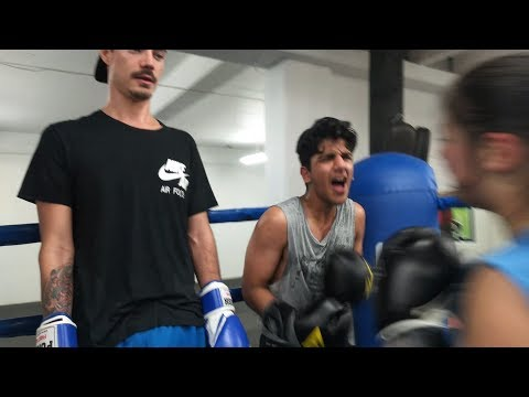 INSANE Stomach Conditioning for Boxing!