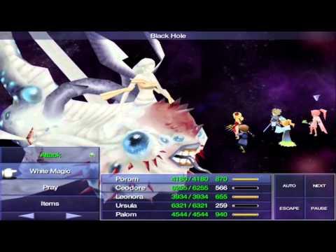 download final fantasy iv after years mod apk