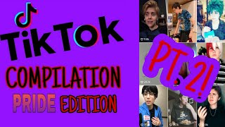 Cover images Tik Toks I Actually Enjoy (PRIDE EDITION) Pt. 2