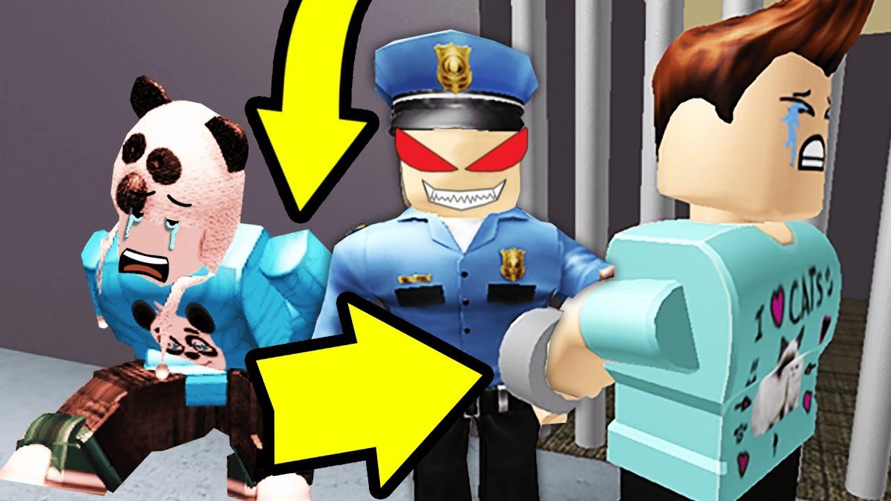 Denis Roblox Jailbreak Videos Denis And I Got Arrested Let S Escape Jailbreak Roblox Youtube