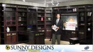 Sunny Designs - Santa Fe 2966DC