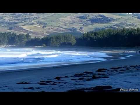 Waikouaiti Beach East Otago South Island New Zealand -  Kiwi Travel &  Tourism NZ