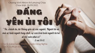 HTTL VĨNH PHƯỚC - Chương Trình Thờ Phượng Chúa - 26/09/2021