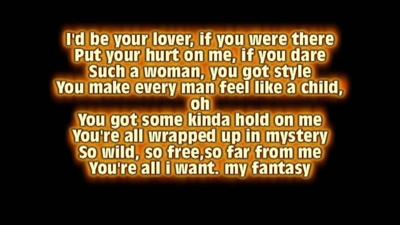 Def leppard photograph - lyrics