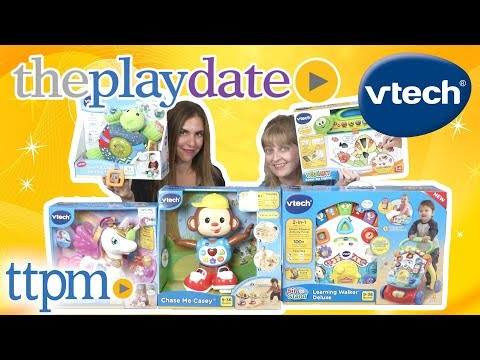 The Playdate | Baby, Infant, and Preschool Toys from VTech