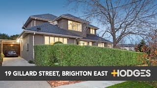 Hodges Real Estate Bentleigh – 19 Gillard St, Brighton East – Tara Ferrier