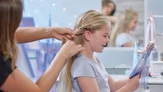 Elsa Hair Plait   Frozen 2 🍁  Disney Channel Africa