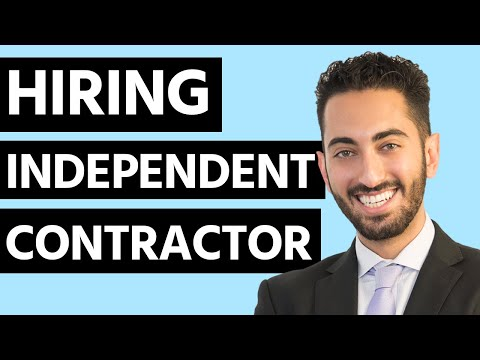 3 Tips for Hiring Independent Contractors (You Need to Know)