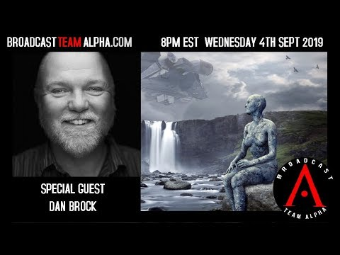 BTA Wednesday 9-4-19 with Dan Brock 5pm PDT 8pm EDT