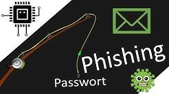Wie erkennt man Phishing-Mails? | #Cybersicherheit